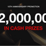 Promotion of HotForex in Celebration of its 10th Anniversary
