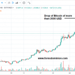 Bitcoin fell more than USD 2000 in one day: why is it so volatile?