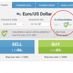 Risk Free trading - dealCancellation of EasyMarkets
