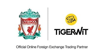 Tigerwit is sponsor of Liverpool