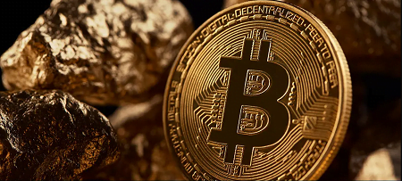 Bitcoin and gold forecast