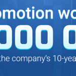 RoboForex 10th Anniversary Promotion - $1,000,000 in Prizes