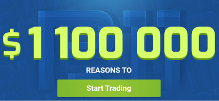 RoboForex trading contest 2021
